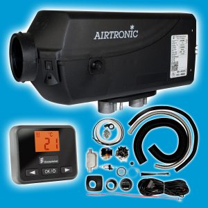 D2 AİRTRONİC KOMPLE ISITICI 24V