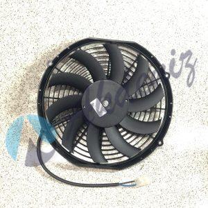 12V 11 inç Emici Fan